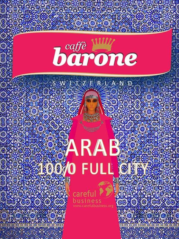 Barone Kaffee: Arab - der Schmackhafte