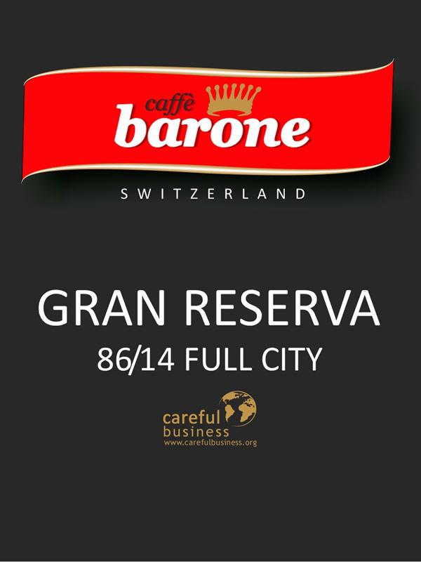 Barone Kaffee: Gran Reserva - der Meistveraufte