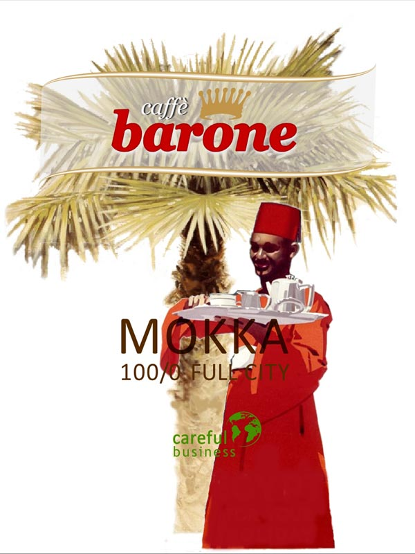 Barone Kaffee: Mokka - der Raffinierte