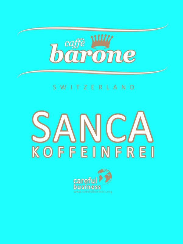 Barone Kaffee: Sanca - der Koffeinfreie