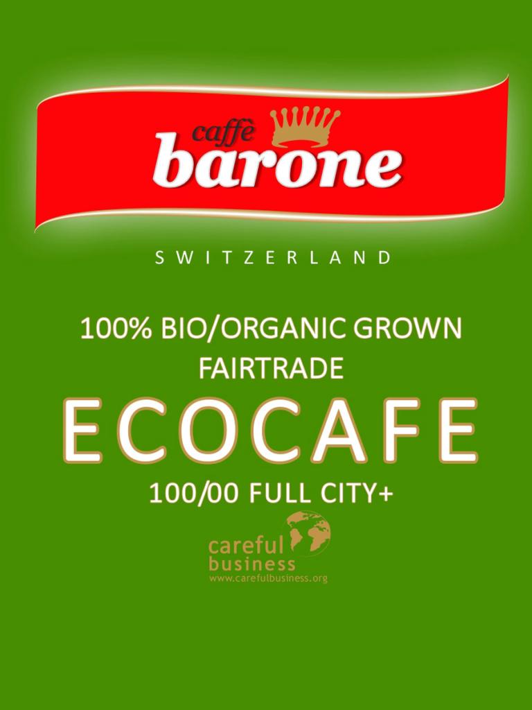 Barone Kaffee: Bio Ecocafe - der Natürliche