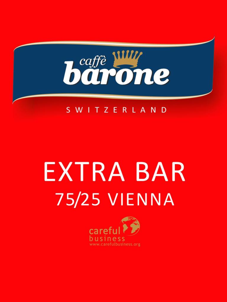 Barone Kaffee: Extra Bar - der Kräftige
